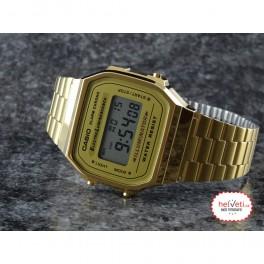 Retro hodinky (náhled)