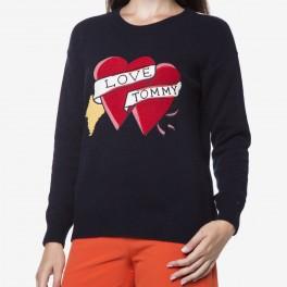 Srdce na svetru (náhled)