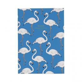Flamingo sešit (náhled)