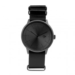 Černé Cheapo hodinky (náhled)