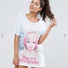 Barbie pyžamo (náhled)