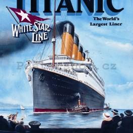 Titanic poster (náhled)