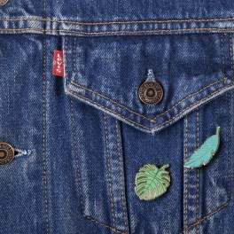Listové pins (náhled)
