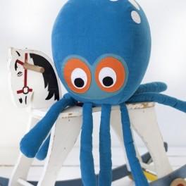 Chobotnice pod hlavu (náhled)