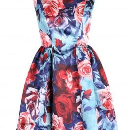 Šaty plné růží (náhled)