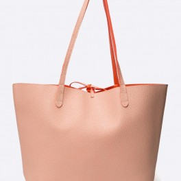 Růžový shopper (náhled)