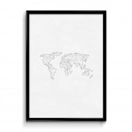 Geometrická mapa (náhled)