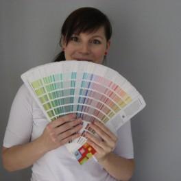 Designérka Radka Janušková
