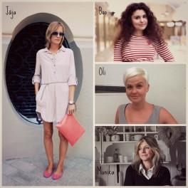 Letní blogerská kolekce
