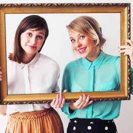 Thea a Rozi z Minty Finty