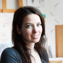 Ilustrátorka Ivona Knechtlová