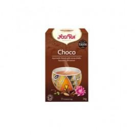 Čokoládový čaj (náhled)