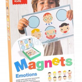Emoce - magnetická hra (náhled)