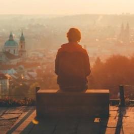 Praha pohledem bezdomovce (náhled)