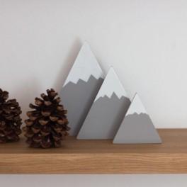 Dřevěná hora (náhled)