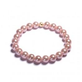 Růžové shell perly (náhled)