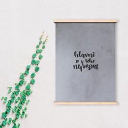 Neposer se -plakát (náhled)