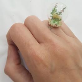 Vlastní svět v prstenu (náhled)