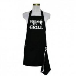 Chef domácího grilu (náhled)