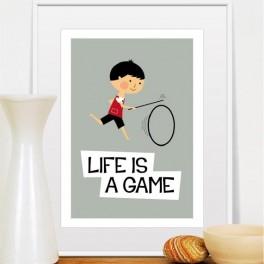 Život je hra (náhled)
