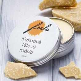 Kakaové tělové máslo (náhled)