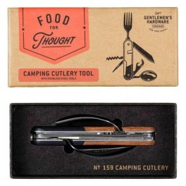 Multifunkční nůž Camping Cutlery Tool (náhled)