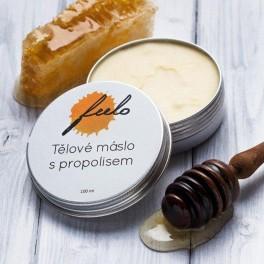 Tělové máslo s propolisem (náhled)