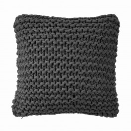 Pletený polštář (náhled)
