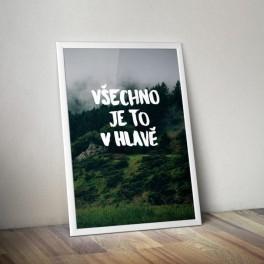 Plakát (obraz) (náhled)