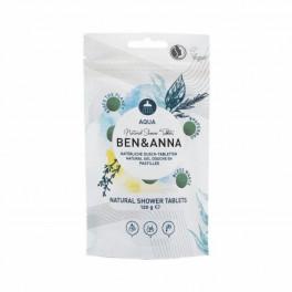 Ben & Anna Sprchový gel v tabletách Aqua (24 ks) (náhled)