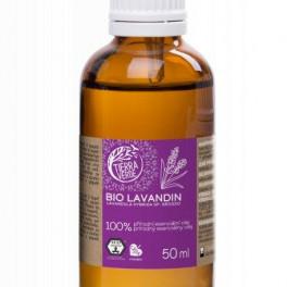Esenciální olej Lavandin BIO (náhled)
