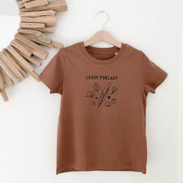 Dětské tričko Lovím poklady (náhled)