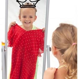 Samolepky pro princezny (náhled)