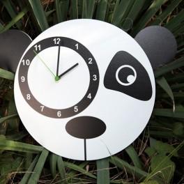 Hodiny Panda (náhled)