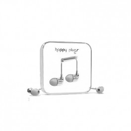 Silver Happy Plugs (náhled)