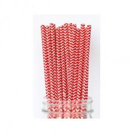 Červená brčka (náhled)