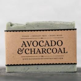 Mýdlo s avokádem (náhled)
