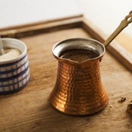 Káva s kardamomem (náhled)