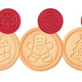 Vánoční razítka na sušenky (náhled)