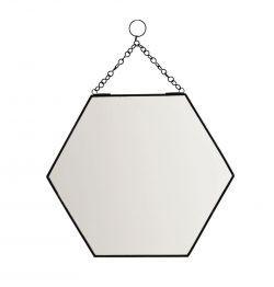 Zrcadlo Hexagon (náhled)