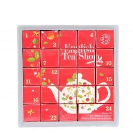 Čajový kalendář (náhled)