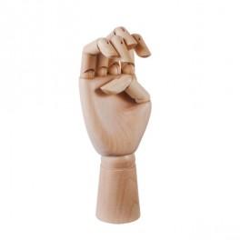 Dřevěná ruka (náhled)