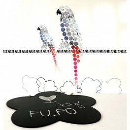 Magnetický papoušek (náhled)