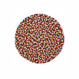 Lentilkový koberec (náhled)