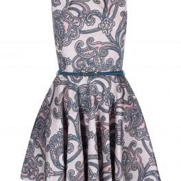 Šaty s ornamentem (náhled)