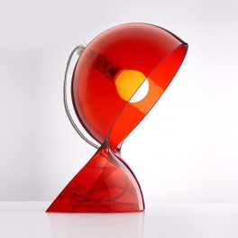 Re-designová lampa (náhled)