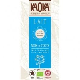 Bio čokoláda s kokosem (náhled)