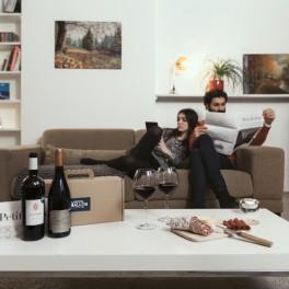 Předplatné vína (náhled)