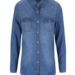 Dobrodružná džínová košile (náhled)