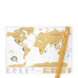 Mapa na stěnu (náhled)